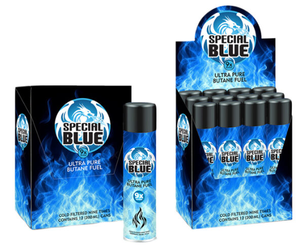 Special Blue 9x Box (12 Cans)