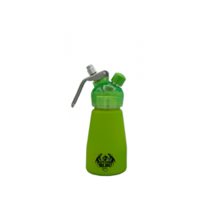 Green Suede Series  1/2 Pint Whip Cream Dispenser