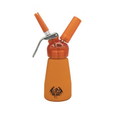 Orange Suede Series  1/2 Pint Whip Cream Dispenser