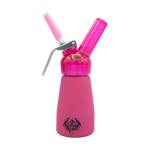 Pink Suede Series  1/2 Pint Whip Cream Dispenser