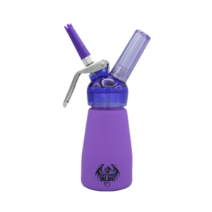 Purple Suede Series  1/2 Pint Whip Cream Dispenser