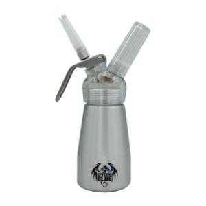 Silver Suede Series  1/2 Pint Whip Cream Dispenser