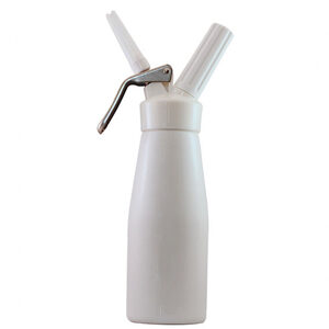 Economy 1 Pint Aluminum Cream Dispenser
